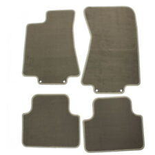 JAGUAR OEM XJ8 2004-2009 CARPET FLOOR MAT SET MOCHA NEW C2C30021AMB