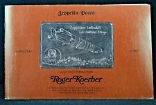 Zeppelin Posts Roger Koerber Southfield Michigan Spring 1985 Net Prices .