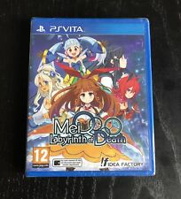 MeiQ : Labyrinth of Death - Jeu Sony PS Vita - Neuf Sous Blister - PAL FR