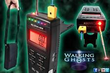 MEL Meter mel-8704r-rem atdd EMF temperatura, luce, REM Pod PARANORMAL GHOST UK