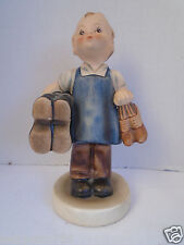 Goebel Hummel Figurine Boots 143 TMK2  MINT CONDITION!!
