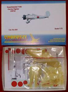 A84 - EXPERIMENTAL 7-Shi CARRIER FIGHTER-1MF10 - Choroszy Modelbud-1/72
