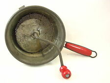 Vintage Foley Food Mill Hand Mixer- Strainer -Sifter -Purees-Canning