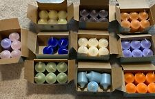 Lot of 55 Partylite Votive Candles Many Retired Scents!