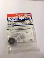 NEW 2 Speed Transmission Gear 14t suit NDF-01  Tamiya Hop Up part #53817