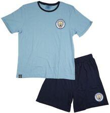 Pijamas y batas de hombre camisetas color principal azul