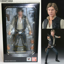 S.H.Figuarts Figuarts  Star Wars Han Solo A Hope Movable Figures Japan New
