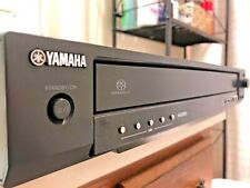 Yamaha DVR-C310 Home Theater Receiver w/ 5 DVD Player - Bad Display