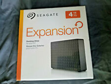 NEW - Seagate Expansion 4TB External USB 3.0 Portable Hard Drive / Xbox One PS4