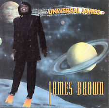James Brown Universal James CD Promo