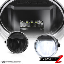 2011-2013 Ford F150 Lobo [BUILT IN LED] SMD CREE Complete Foglights Plug & Play