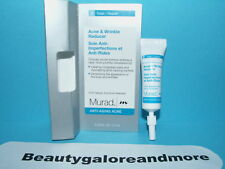 MURAD ACNE & WRINKLE REDUCER TREAT REPAIR SAMPLE .125