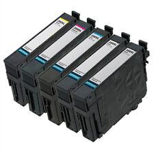 5PK T200XL 200XL Ink Cartridge for Epson WorkForce WF-2520 WF-2530 WF-2540