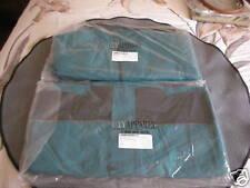 2 FOR 1 MATCHING SET TEAL GREEN PARKA JACKET COAT MEDIUM