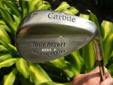 CARBITE Tour Insert Wedge Series 6003 P 60 Degree Lob Wedge