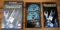 007 GOLDENEYE AU SERVICE DU MAL pour Nintendo GameCube GC PAL VF CD remis à neuf