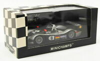 Minichamps 1/43 Scale Model Car 430 990908 - Audi R8 24h Le Mans 1999