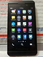 BlackBerry Z10 - 16Gb Black (Unlocked) 4G Lte Touch Smartphone Stl100-3 Charger