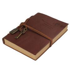 Retro Journal Blank Diary Notebook Notepad Travel Journal Sketchbook Paper