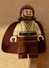 Lego Qui-gon Jinn SW322 Star Wars Minifigure
