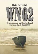 Severloh: WN 62 OMAHA BEACH WIDERSTANDSNEST 62 INVASION 1944 D-Day Atlantikwall