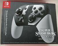 Super Smash Bros. Ultimate Edition Pro Controller - Nintendo Switch