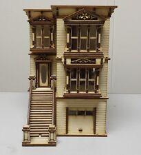 1:48 Scale Lisa San Francisco Painted Lady Dollhouse Kit 0000393