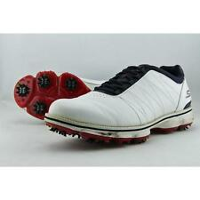 Skechers Men's Leather Golf Athletic Shoes