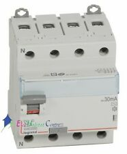 Inter différentiel 4P25A 30mA type AC Vis/Vis Legrand 411660