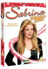 Sabrina the Teenage Witch Complete Season 6 DVD Sixth 6th Series Six UK Release