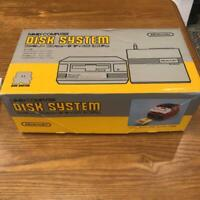 Nintendo Famicom Disk System Console Box Retro Game From Japan