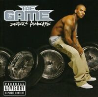 The Game - Doctors Advocate [CD]