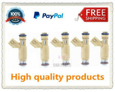 5 X Denso flow matched fuel injector fit 2004-2010 Volvo S40 05-10 Volvo V50 2.4