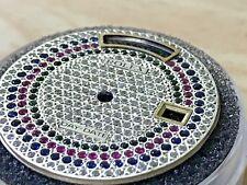Diamond Rolex Day/date Custom Dial 3155