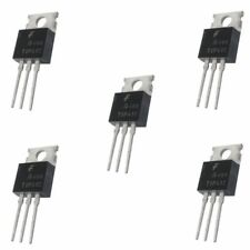 5 x TIP41C NPN Power Darlington Transistor Linear Amp Switching TO-220 TIP41