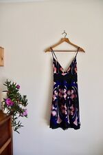 Women's Wish floral cocktail dress. Size 10.
