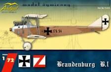 Brandebourg b i-ww i de reconnaissance et d'attaque (kaiserliche luftwaffe MKGS) 1/72 ardpol