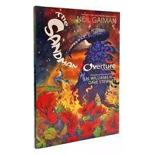 New Vertigo The Sandman Overture Deluxe Edition Neil Gaiman (Hardcover) Official