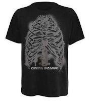 CINEMA BIZARRE - Bones - T-Shirt - schwarz - NEU & SOFORT