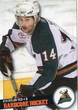 2008/09 Manitoba Moose - DYLAN YEO (Schwenninger Wild Wings) DEL