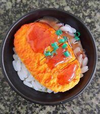 TOURIST SOUVENIR FAVORITE 3D FRIDGE MAGNET Creative food simulation rice