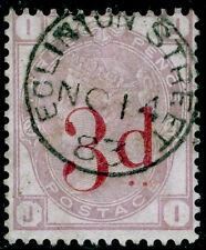 Sg159, 3d sur 3d Lilas plaque 21, Fine Used, CD. Cat £ 150. Ji