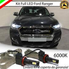 KIT LED H11 FORD RANGER CANBUS 6000K XENON 6400 LUMEN NO AVARIA LUCI