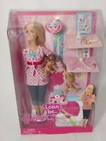 2008 Barbie I Can Be..  Baby Doctor Playset Mattel L9445