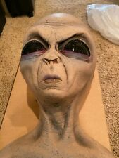Alien Foam Filled Prop Lifesize UFO Roswell Martian Area 51 Halloween