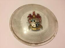 Original VTG Kaiser Frazer Je Suis Pret Horn Button Auto Emblem Car Crest