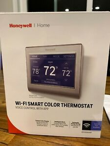 Honeywell Wi-Fi Smart Color Programmable Thermostat (RTH9585WF)