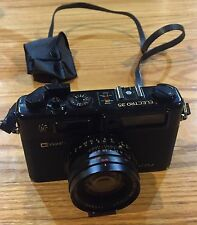 Yashica Electro 35 GTN film Camera