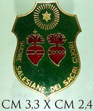 2306) Distintivo Suore Salesiane dei Sacri Cuori