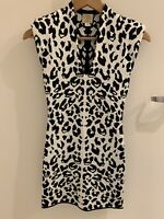 Torn By Ronny Kobo Knit Body Con Dress Size Small